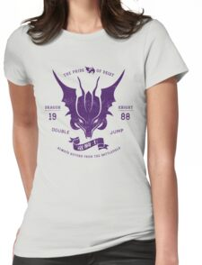 Dragon Knight Womens Fitted T-Shirt