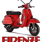 FIRENZE - Florence Italy - Scooter! by IntWanderer