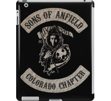 Sons of Anfield - Colorado Chapter iPad Case/Skin