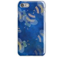 Some small bees art iPhone Case/Skin