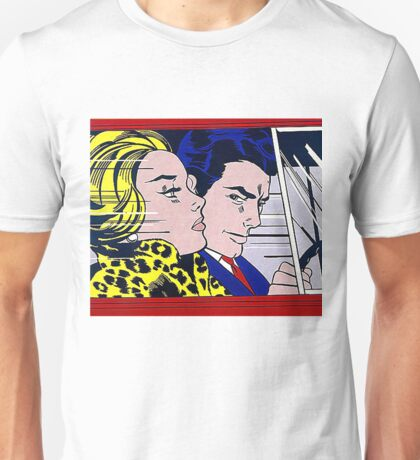 Pop Art! Unisex T-Shirt
