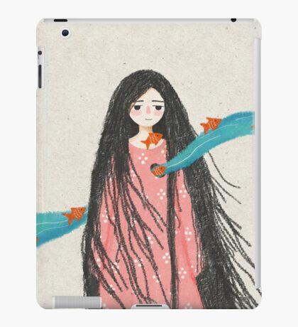 Fish highway iPad Case/Skin