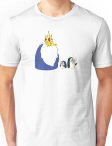Quasimoto x MF DOOM x Ice king Unisex T-Shirt