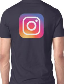New Instagram LOGO Unisex T-Shirt
