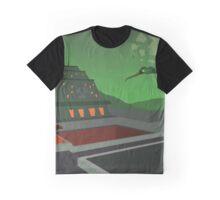 Star Trek - Travel Poster (Kronos) Graphic T-Shirt