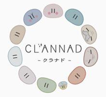 CLANNAD dango family T-Shirt