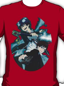 Blue Exorcist Graphic Tee T-Shirt