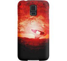 Ashtray Heart Samsung Galaxy Case/Skin