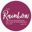 Genesis 9:11-17 Rainbow Promise by Jeri Stunkard