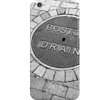 Down the...... iPhone Case/Skin