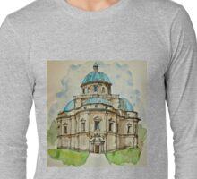 SANTA MARIA DELLA CONSOLAZIONE, TODI, ITALY Long Sleeve T-Shirt