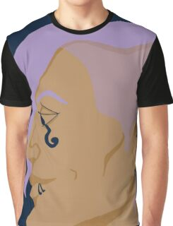 Fahra 'Corsair'  Saad - Human Technomancer Graphic T-Shirt
