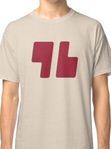 Trainer Red Shirt Classic T-Shirt