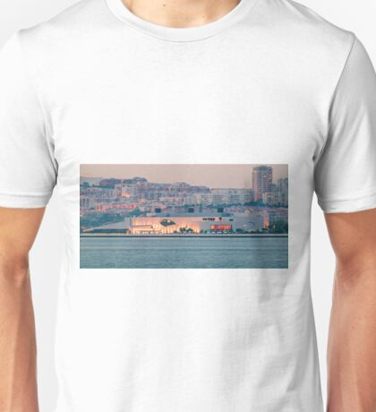 Champalimaud Centre for the Unknown Unisex T-Shirt