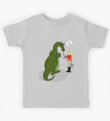 Good Dragon Kids Tee