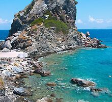 Mamma mia - Skopelos, Greece by panosmix