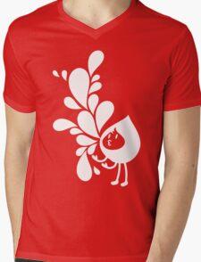 inker Mens V-Neck T-Shirt