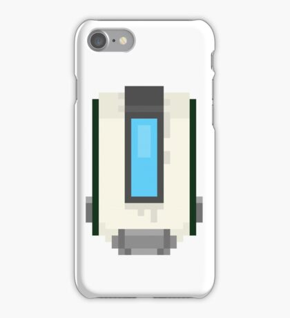 Pixel Bastion iPhone Case/Skin