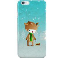 Xmas Rudolph Raindeer  iPhone Case/Skin