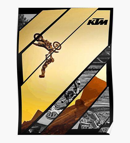 KTM X Poster