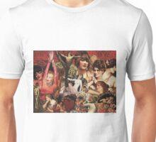 Original Retro Collage Unisex T-Shirt