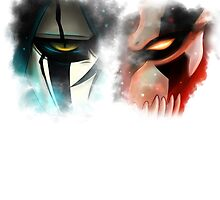 Ichigo vs Ulquiorra by Izanagi92