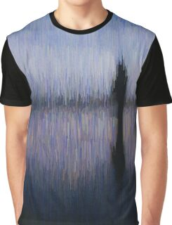 Glitchy Design Shirt Graphic T-Shirt
