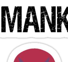 Vive La Dissolution of Mankind! Sticker