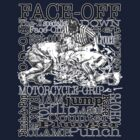 Word Montage-FACE-OFF (border) by vinniericasio