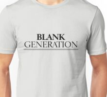 Rock Punk Generation Revoution Unisex T-Shirt