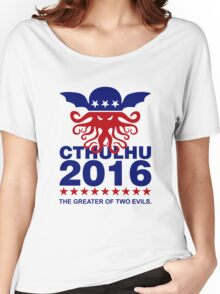 Vote Cthulhu 2016 Women's Relaxed Fit T-Shirt