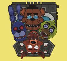 Five Nights at Freddy's Kids Tee