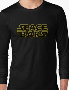 Space Bars Long Sleeve T-Shirt