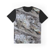 Abstract driftwood Graphic T-Shirt