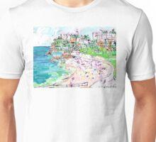 Bronte Beach Unisex T-Shirt