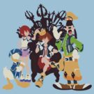 Kingdom Hearts by Krukmeister