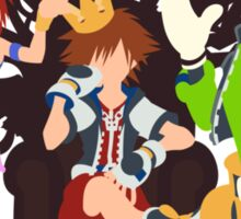 Kingdom Hearts Sticker