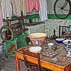 The Working kitchen  by Selina Ryles