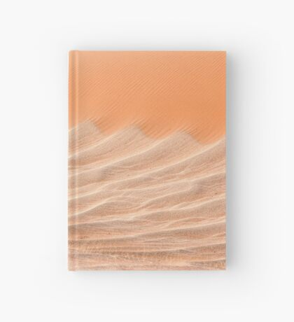 Texture in the Sands Hardcover Journal