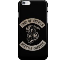 Sons of Anfield - Seattle Chapter iPhone Case/Skin