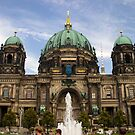 Berlin cathedral by magiceye