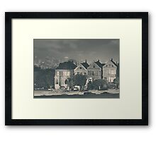 Evening Rendezvous Framed Print
