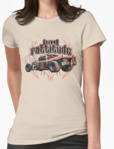 Bad Ratt Womens Fitted T-Shirt