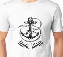 Rhode Island | Anchor Unisex T-Shirt