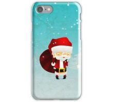 Xmas Santa iPhone Case/Skin