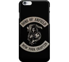 Sons of Anfield - New York Chapter iPhone Case/Skin
