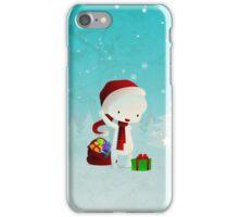 Xmas Deville iPhone Case/Skin