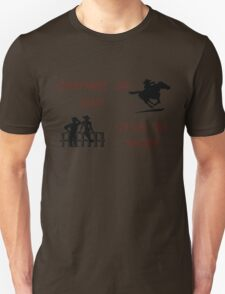Cowboy By Day, Stud By Night Unisex T-Shirt