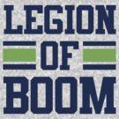 Legion Of Boom Womens Shirt by 785Tees