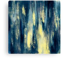 Flicker and Glow Canvas Print